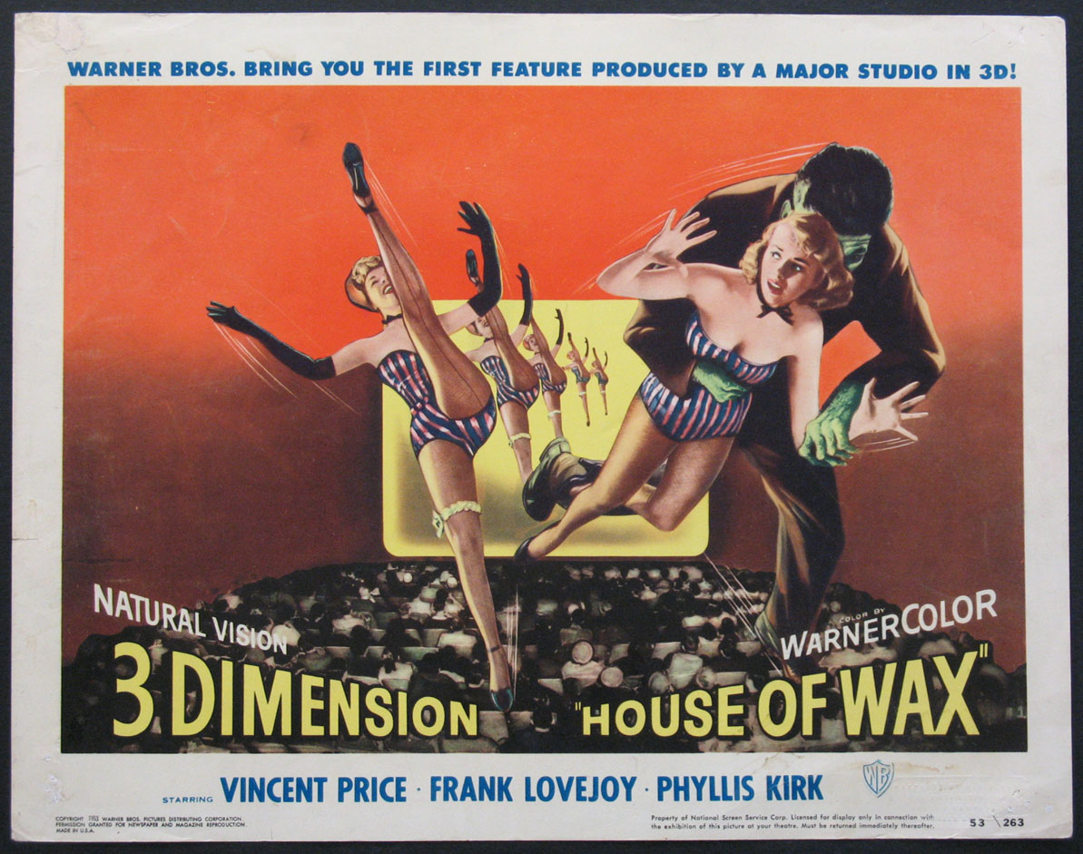 HOUSE OF WAX @ FilmPosters.com