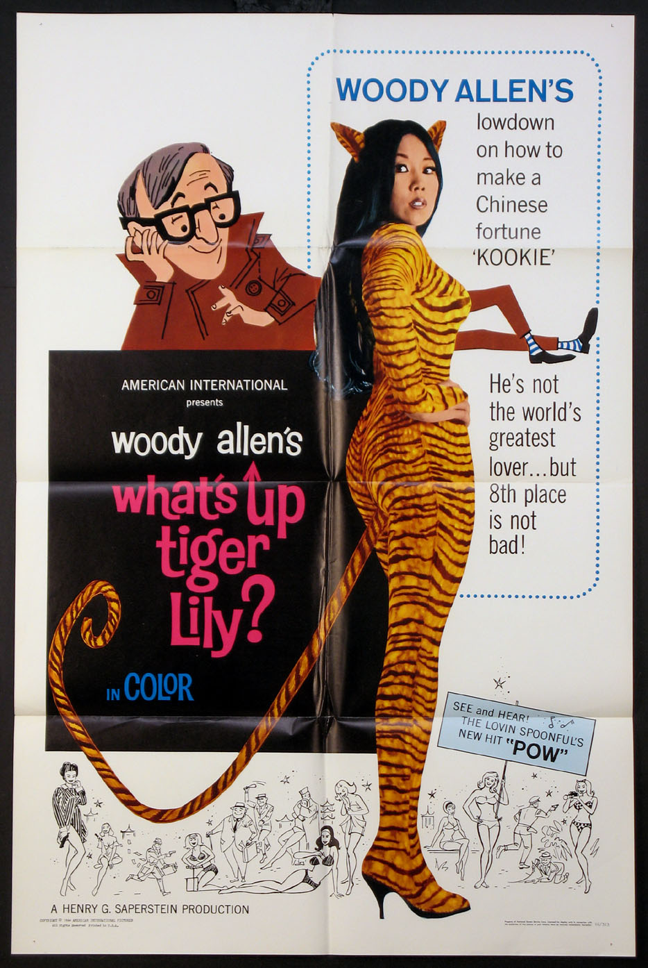 WHAT'S UP TIGER LILY? @ FilmPosters.com