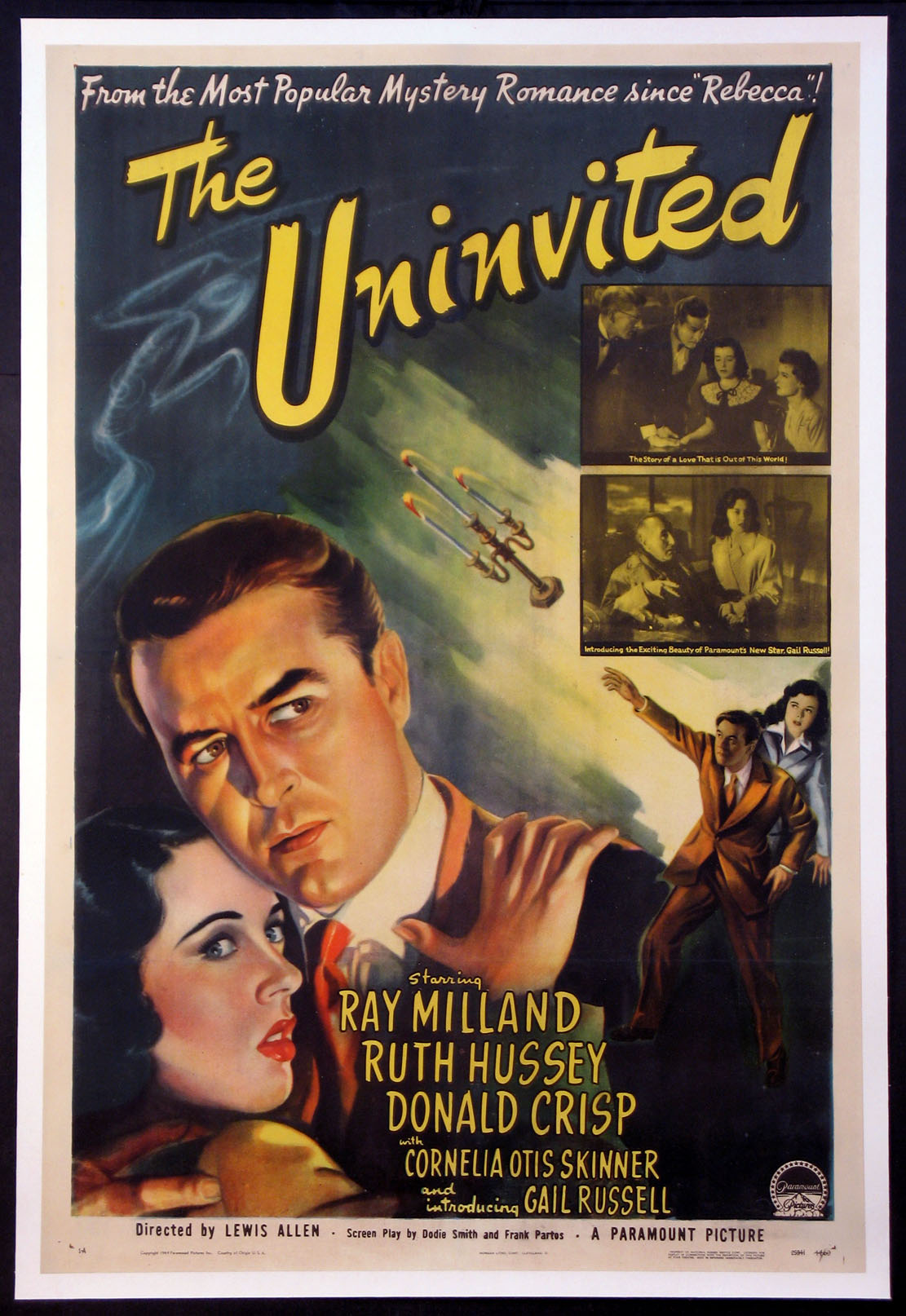 UNINVITED, THE (The Uninvited) @ FilmPosters.com