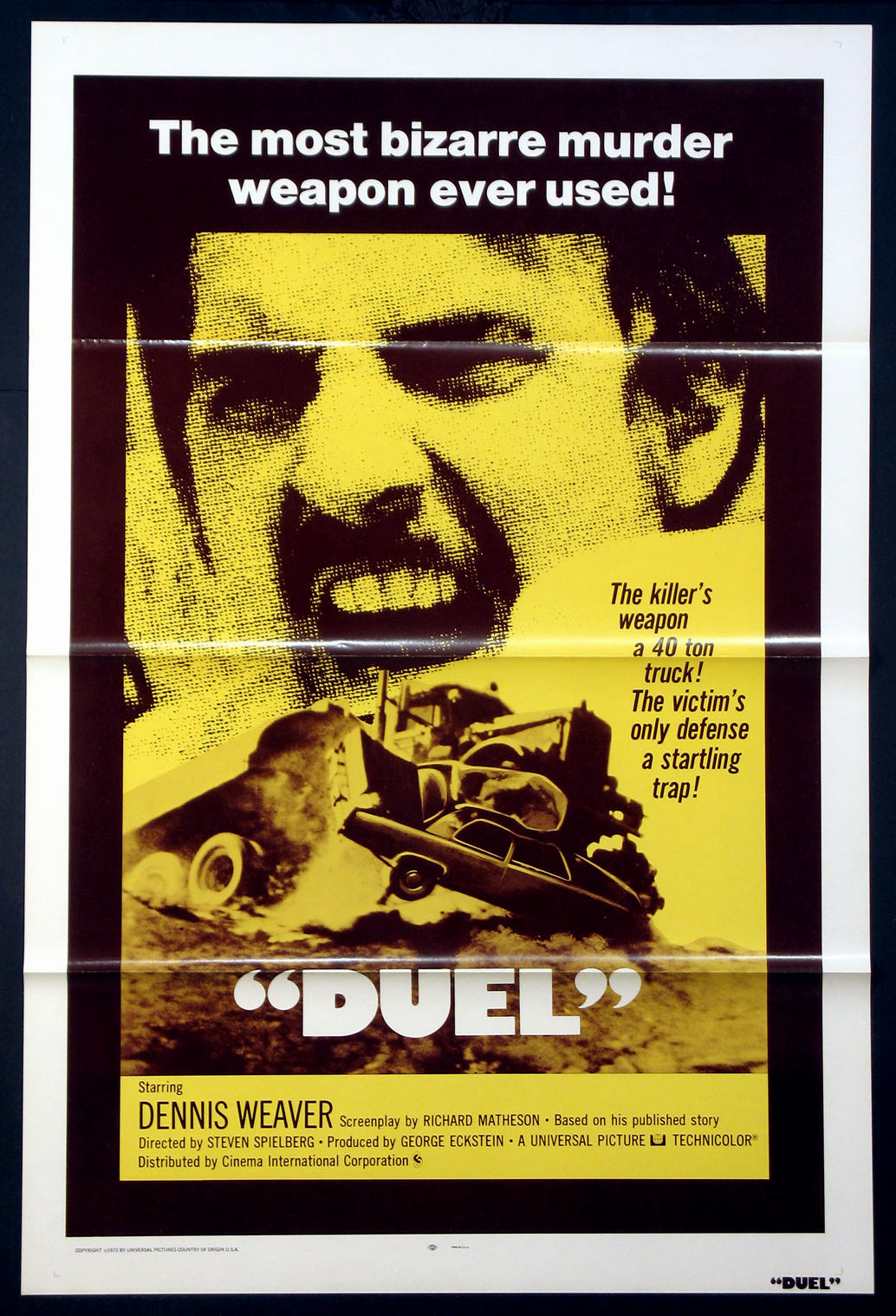 DUEL @ FilmPosters.com