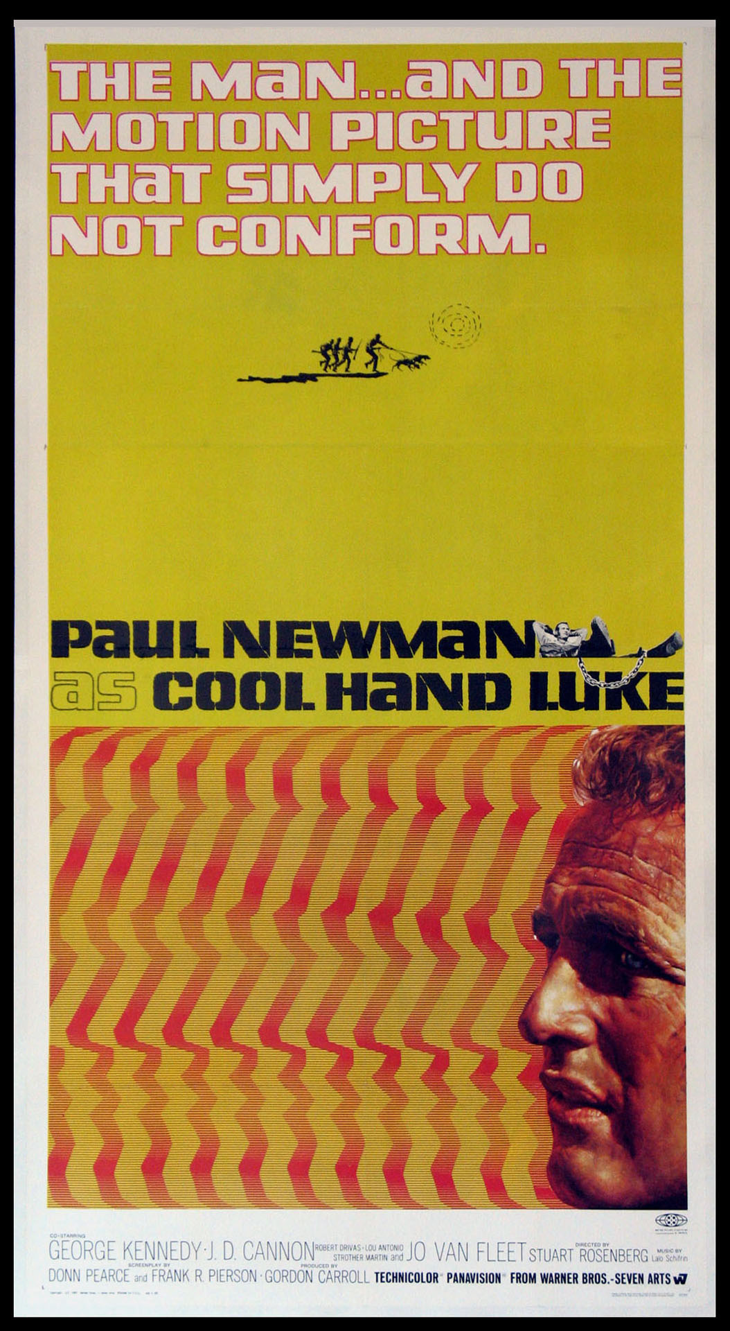 COOL HAND LUKE @ FilmPosters.com