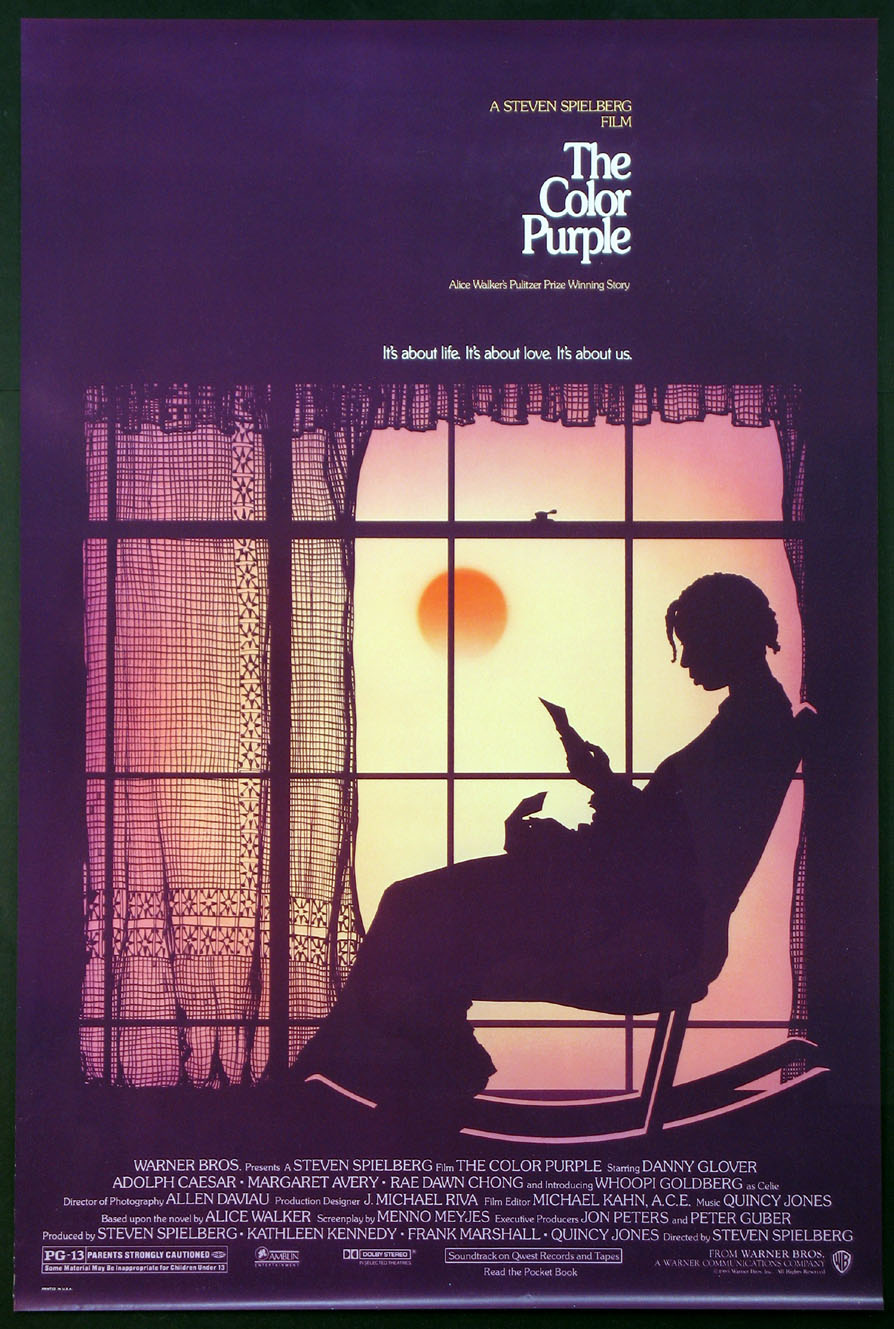 COLOR PURPLE, THE @ FilmPosters.com