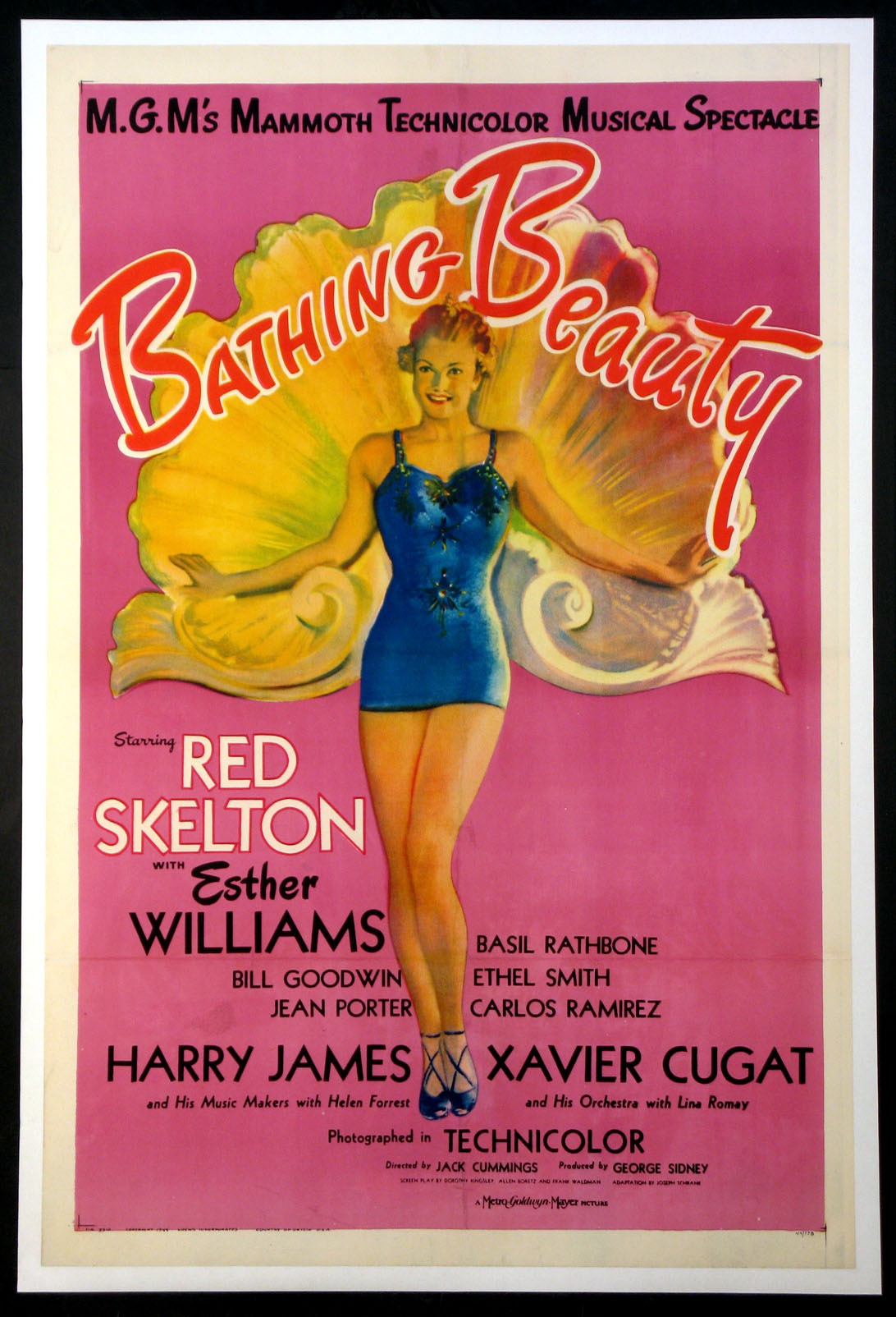 BATHING BEAUTY @ FilmPosters.com