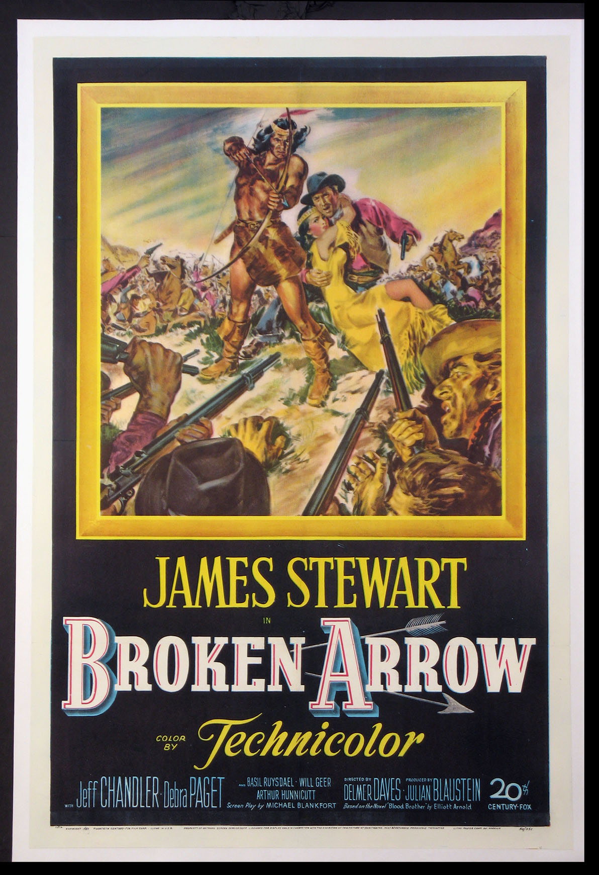 BROKEN ARROW @ FilmPosters.com
