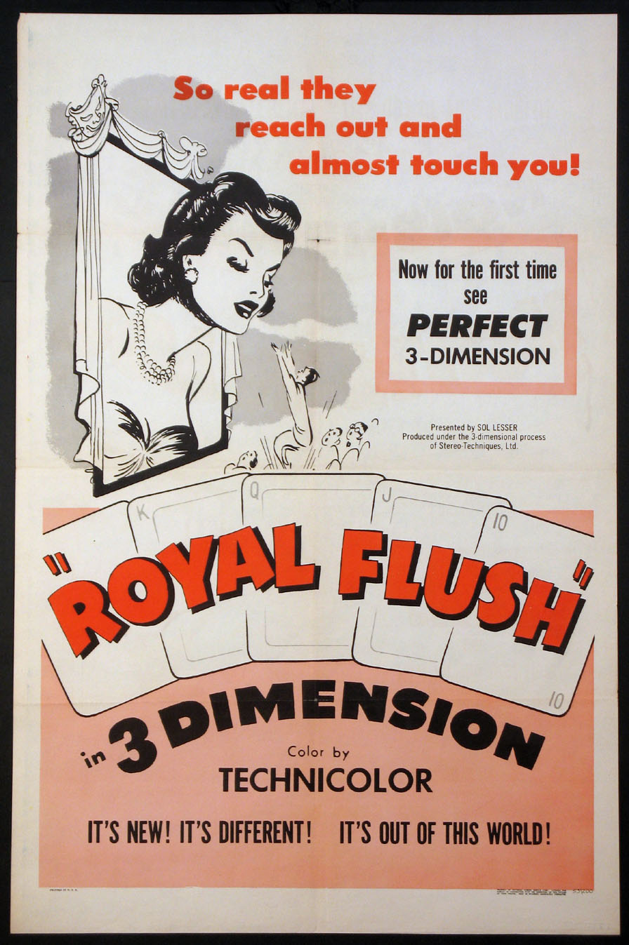 ROYAL FLUSH @ FilmPosters.com