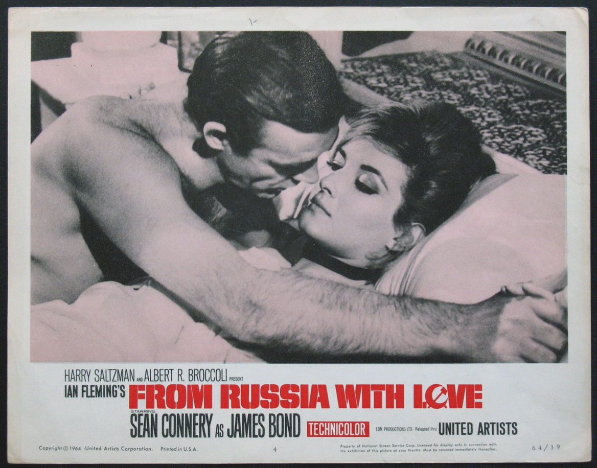 FROM RUSSIA WITH LOVE @ FilmPosters.com