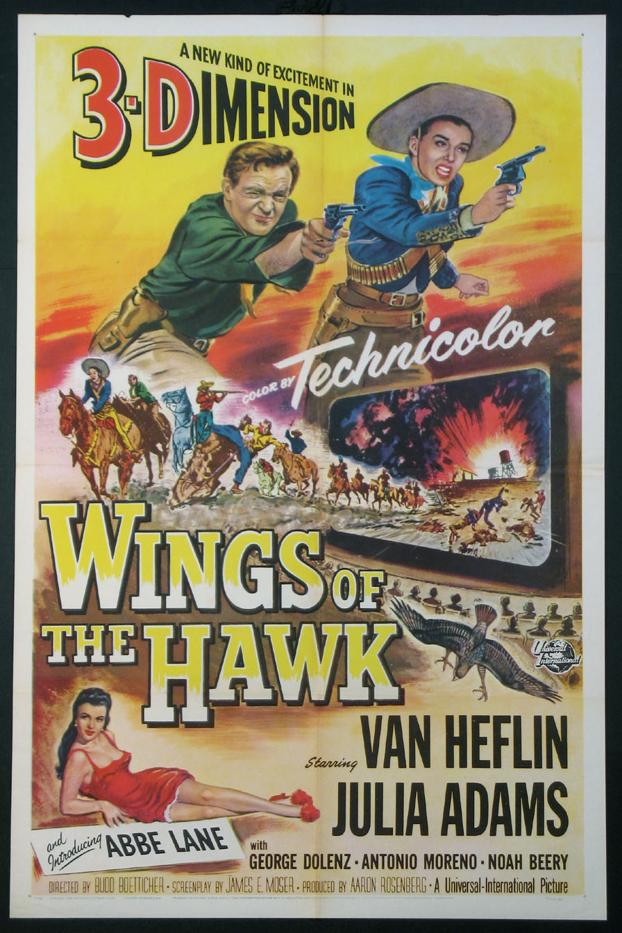 WINGS OF THE HAWK @ FilmPosters.com
