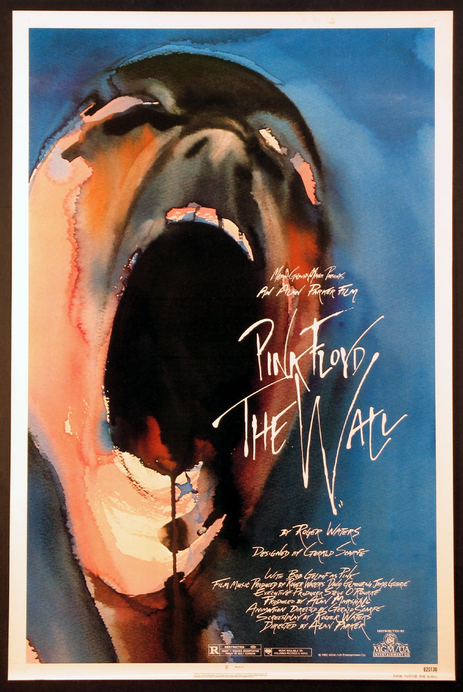 PINK FLOYD THE WALL (THE WALL) @ FilmPosters.com