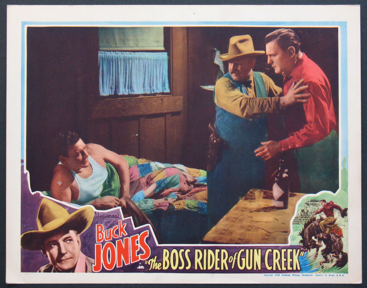 BOSS RIDER OF GUN CREEK @ FilmPosters.com