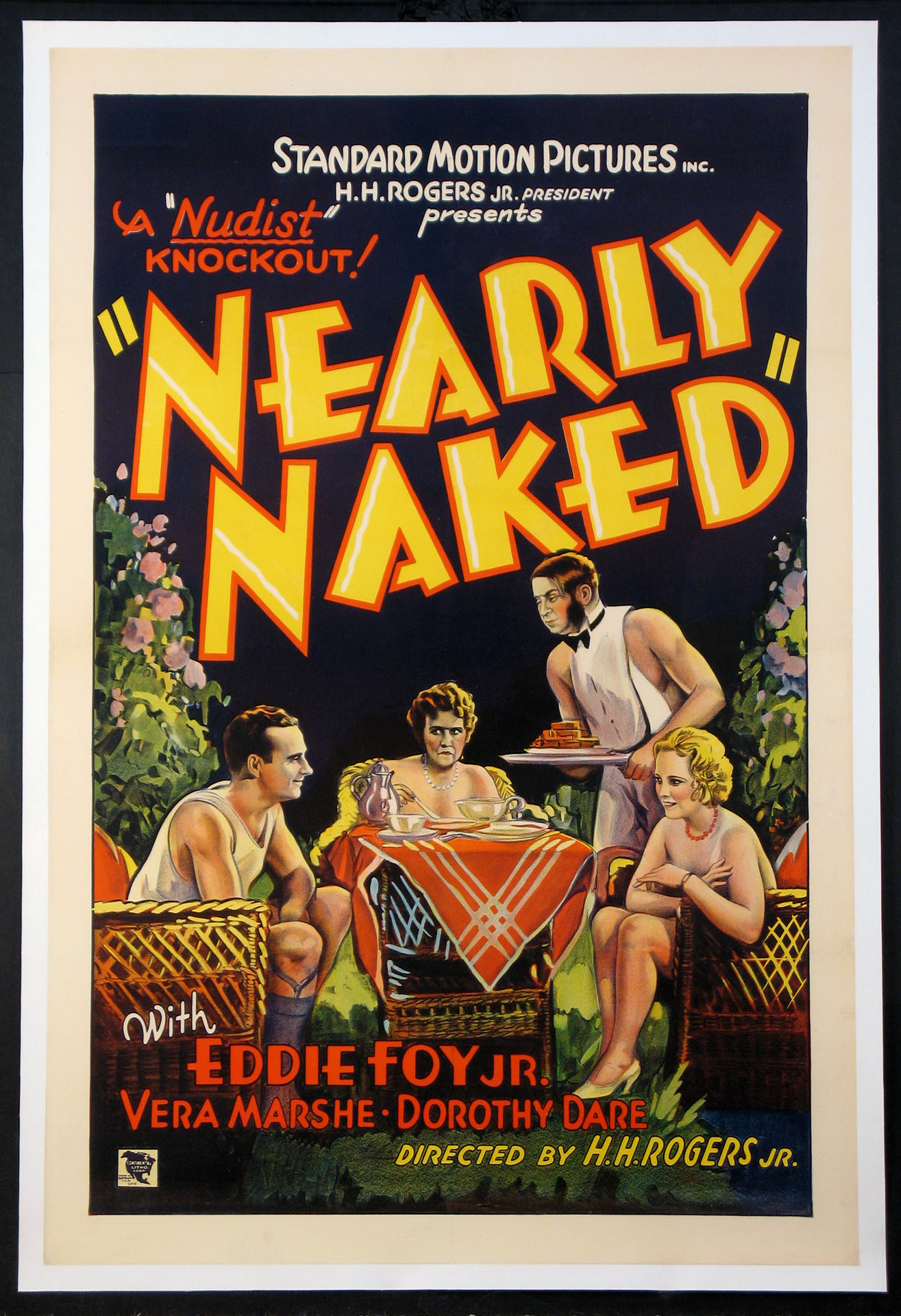 NEARLY NAKED @ FilmPosters.com