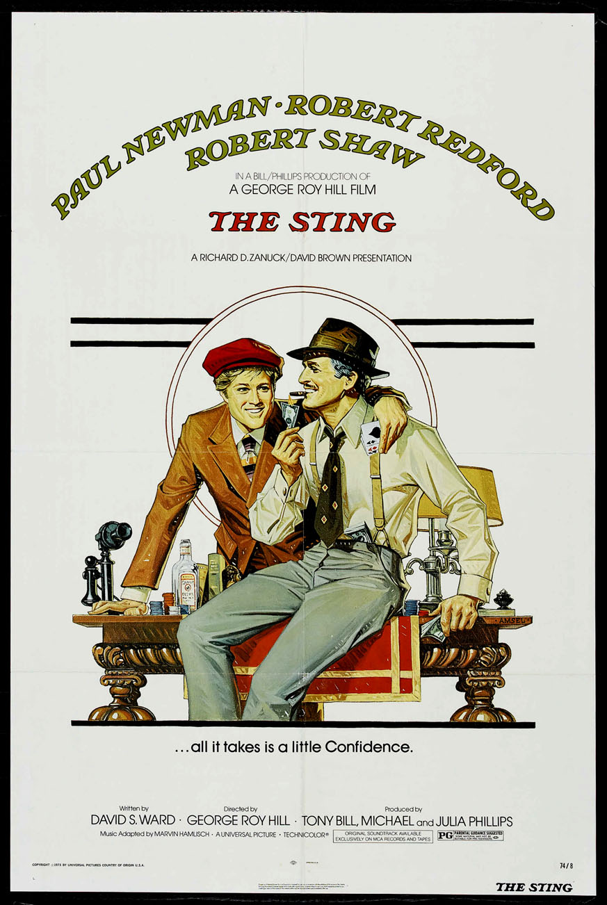 STING, THE (The Sting) @ FilmPosters.com