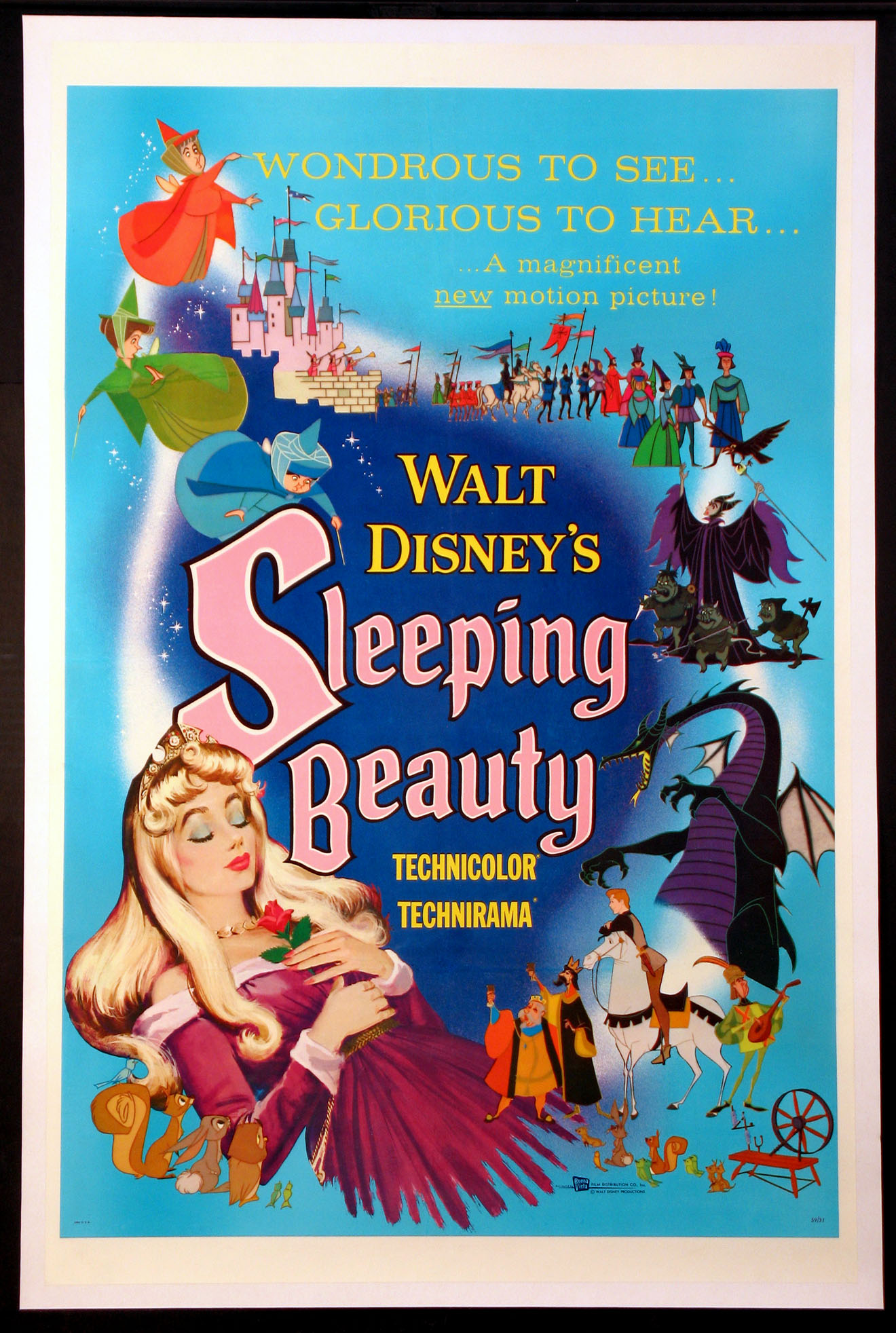 SLEEPING BEAUTY @ FilmPosters.com