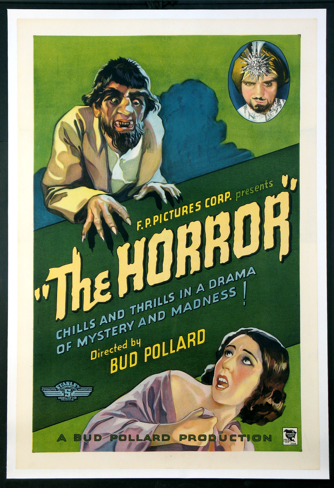 HORROR, THE (The Horror) @ FilmPosters.com