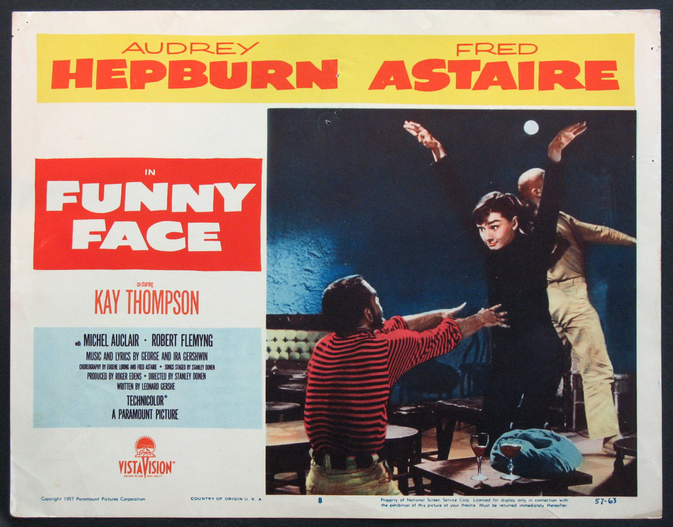FUNNY FACE @ FilmPosters.com
