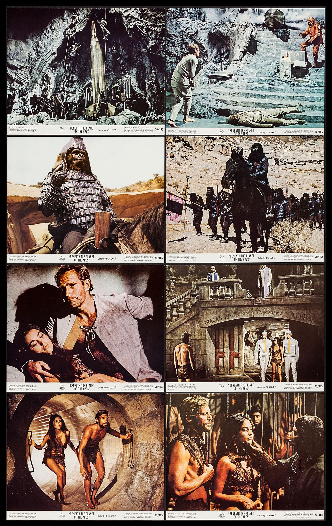 BENEATH THE PLANET OF THE APES @ FilmPosters.com