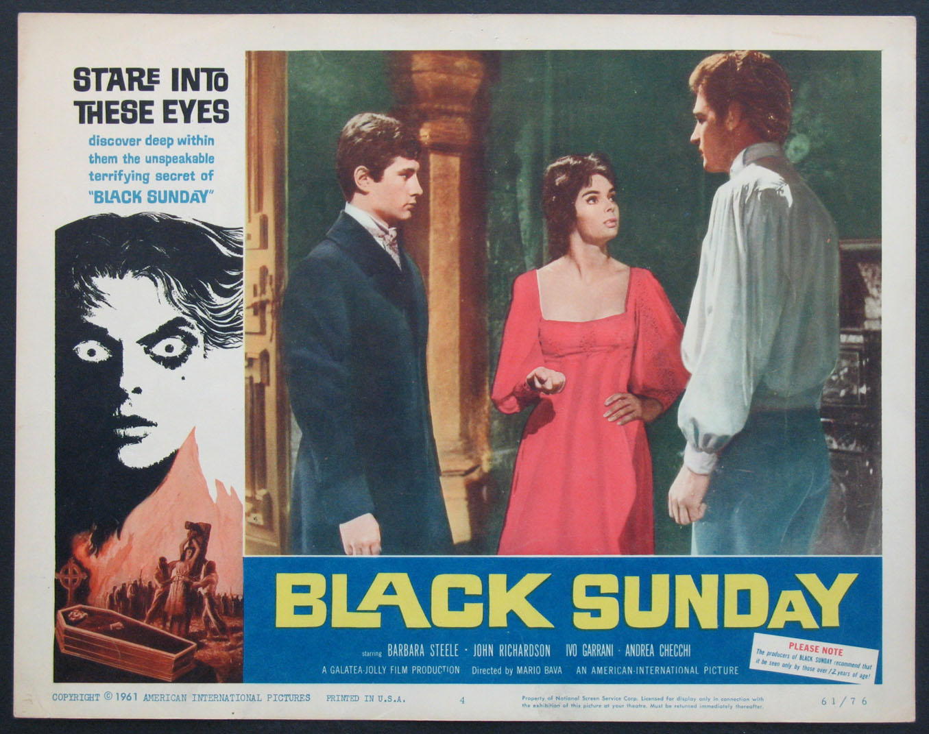 BLACK SUNDAY @ FilmPosters.com