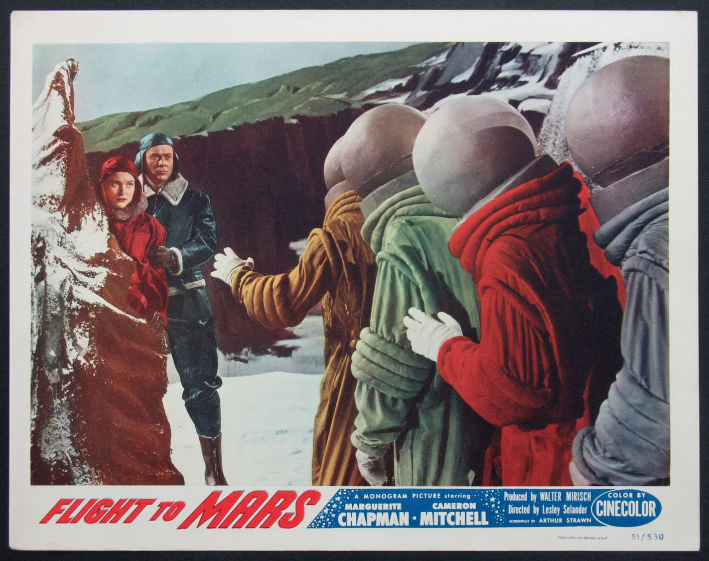 FLIGHT TO MARS @ FilmPosters.com