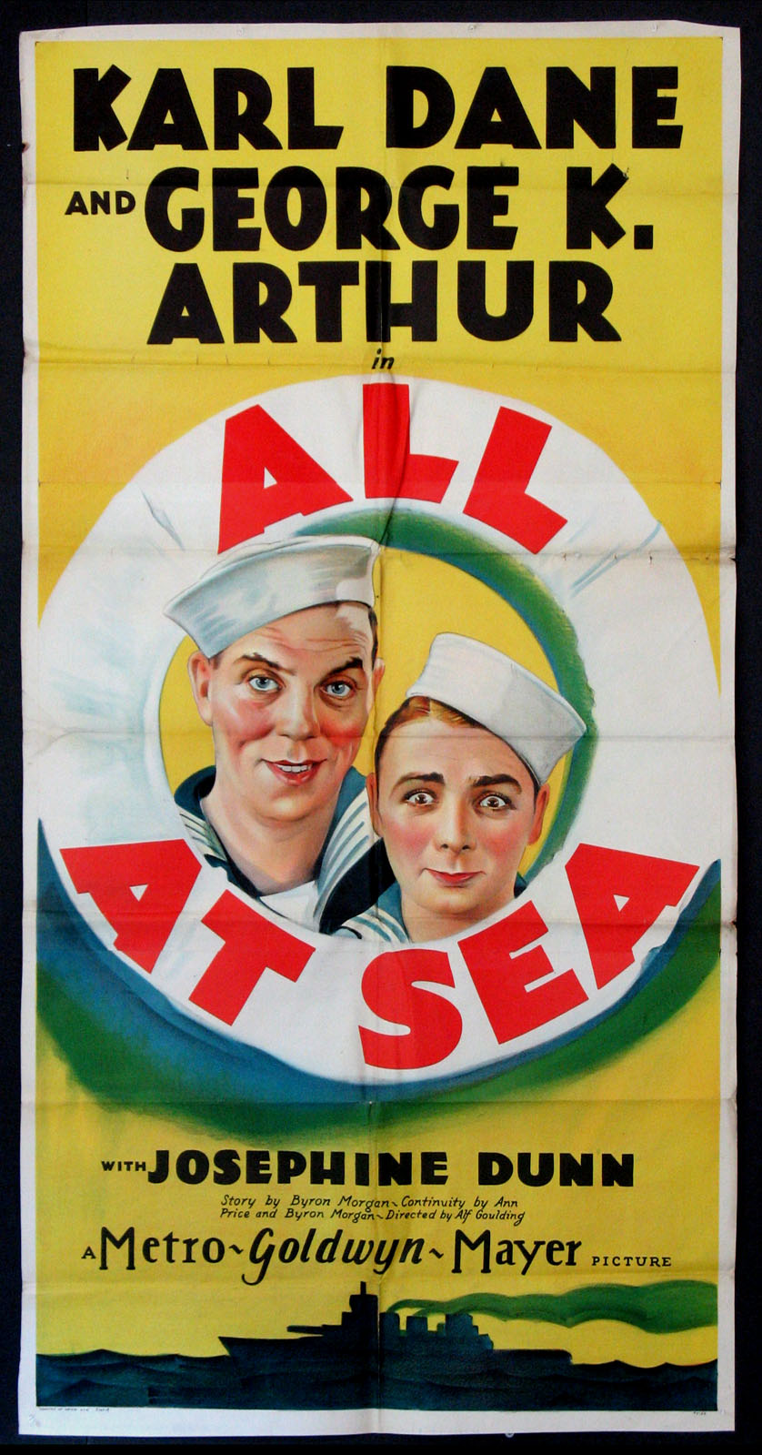 ALL AT SEA @ FilmPosters.com