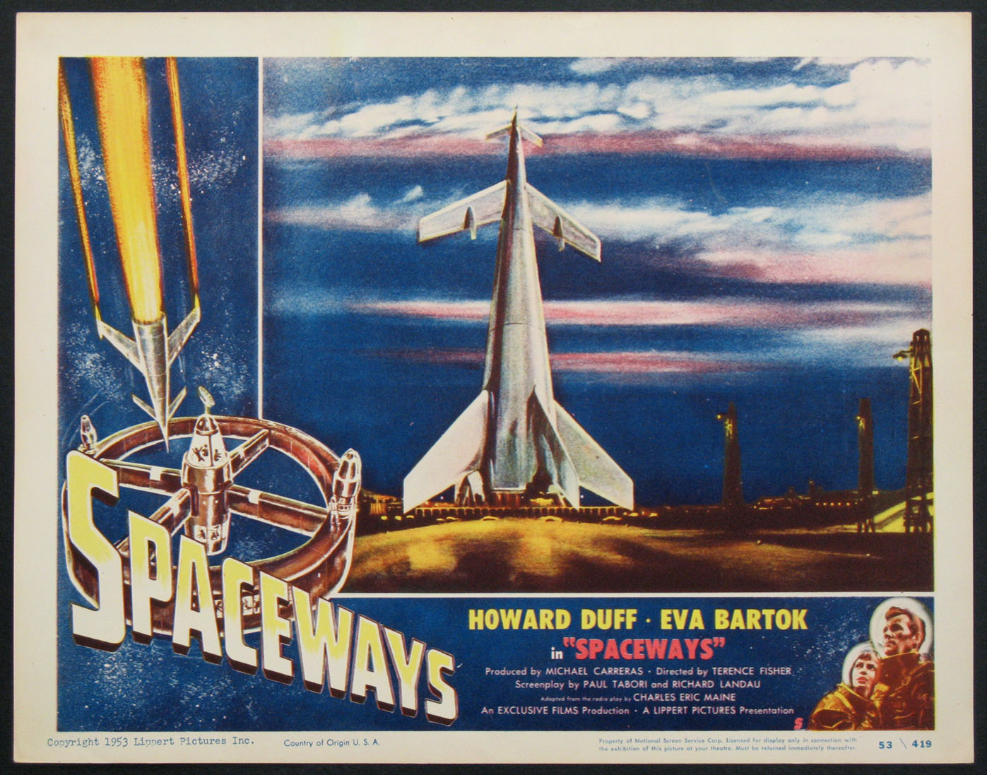 SPACEWAYS @ FilmPosters.com