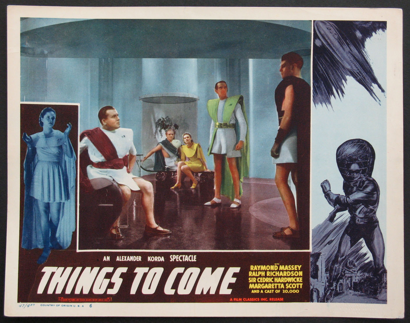 THINGS TO COME @ FilmPosters.com