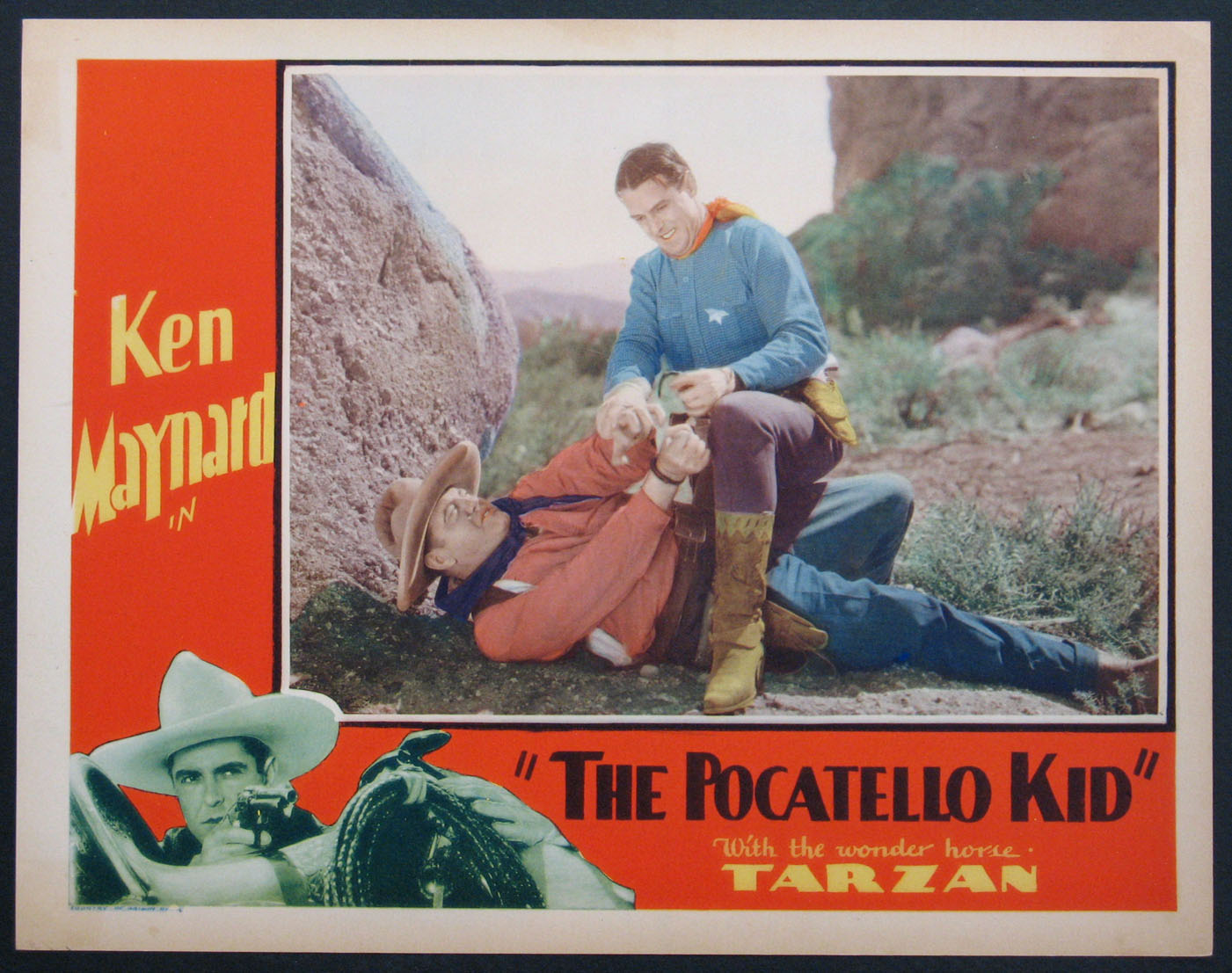 POCATELLO KID, THE @ FilmPosters.com