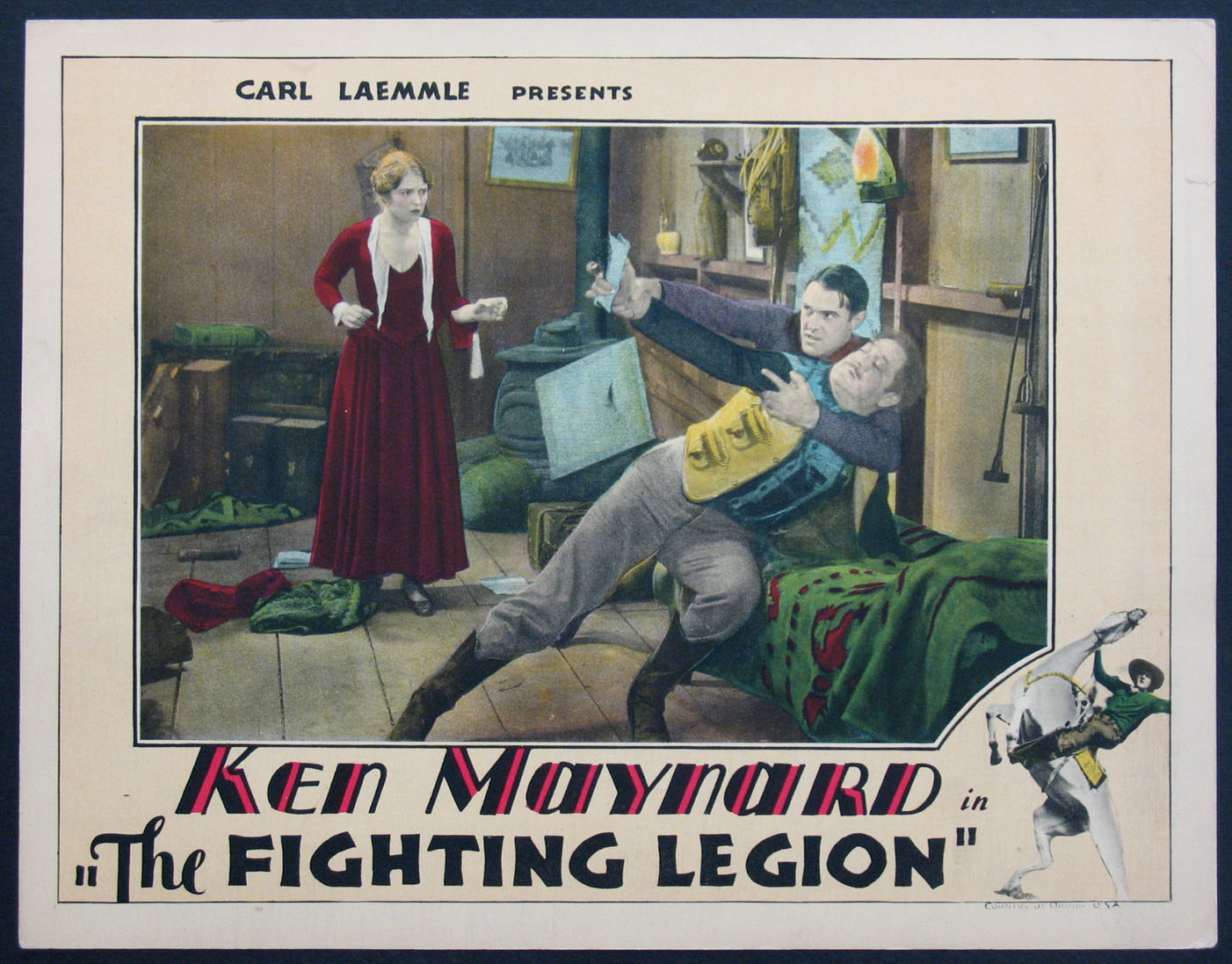 FIGHTING LEGION, THE @ FilmPosters.com