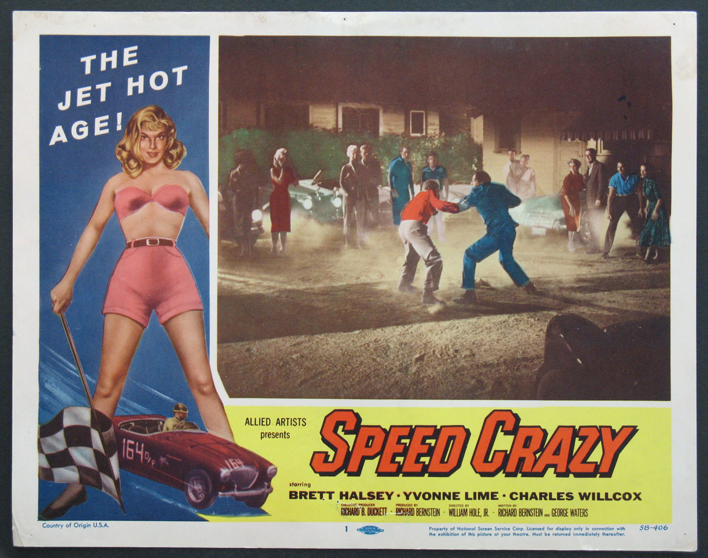 SPEED CRAZY @ FilmPosters.com