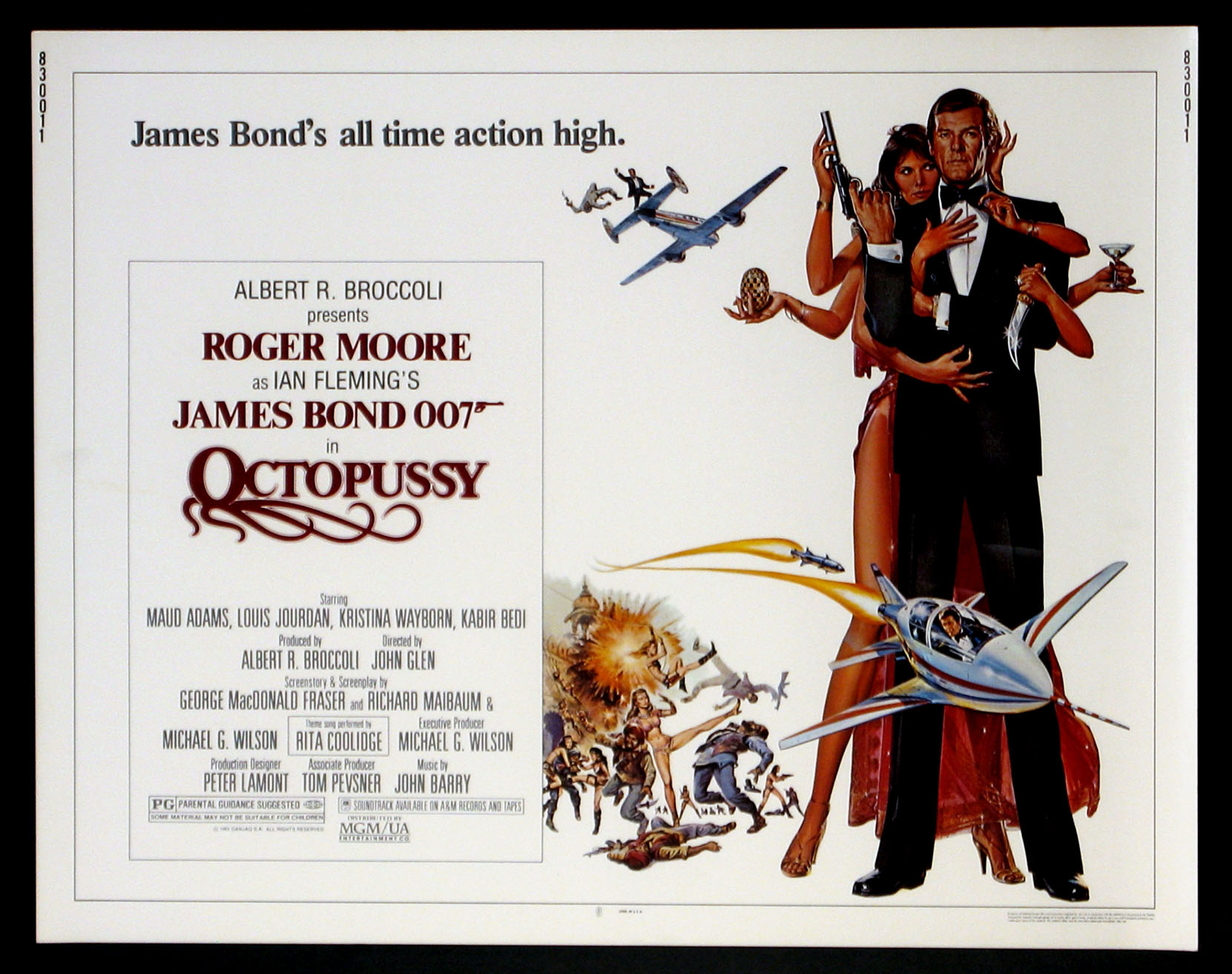 OCTOPUSSY @ FilmPosters.com