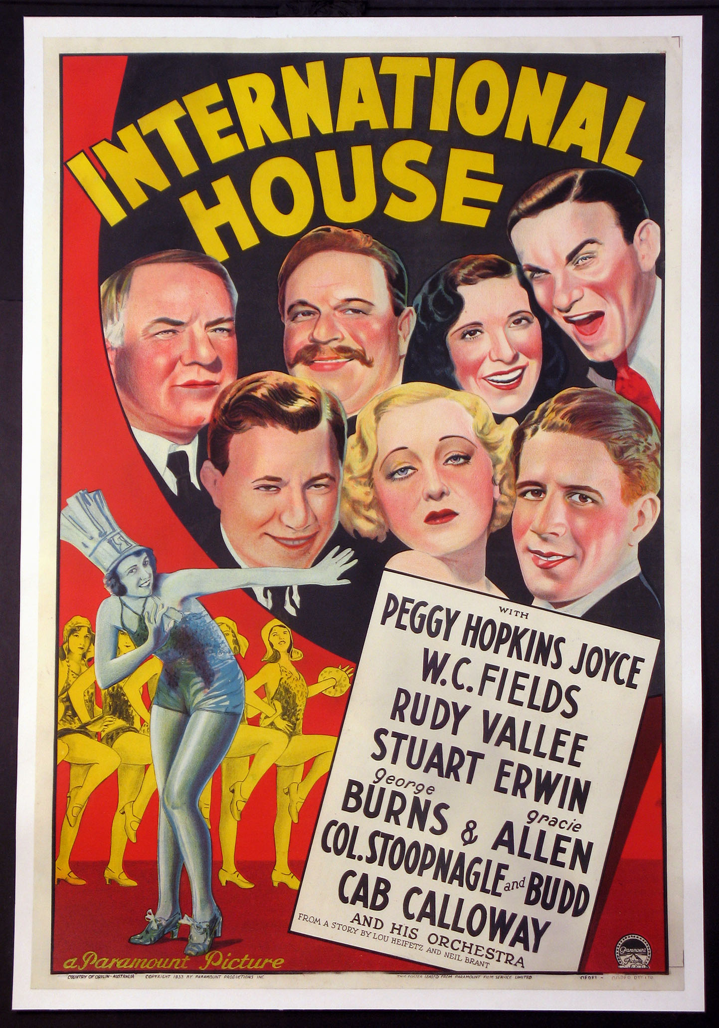 INTERNATIONAL HOUSE @ FilmPosters.com