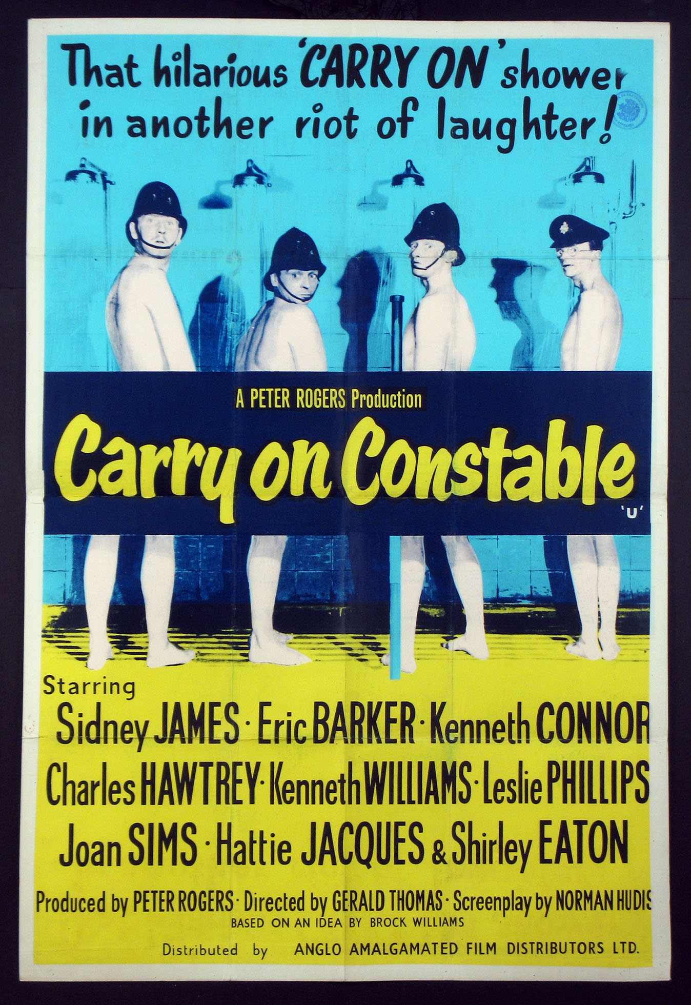 CARRY ON CONSTABLE @ FilmPosters.com