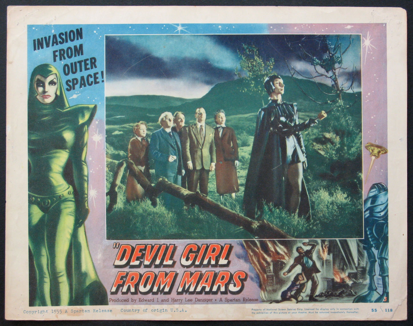 DEVIL GIRL FROM MARS @ FilmPosters.com