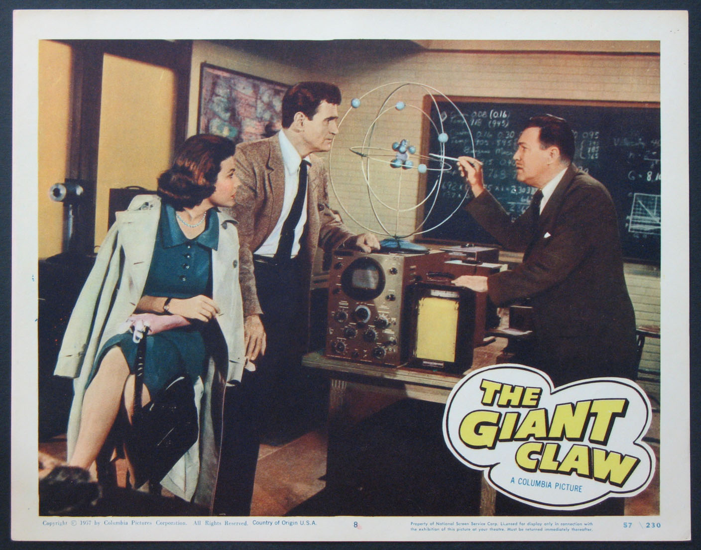 GIANT CLAW, THE (The Giant Claw) @ FilmPosters.com
