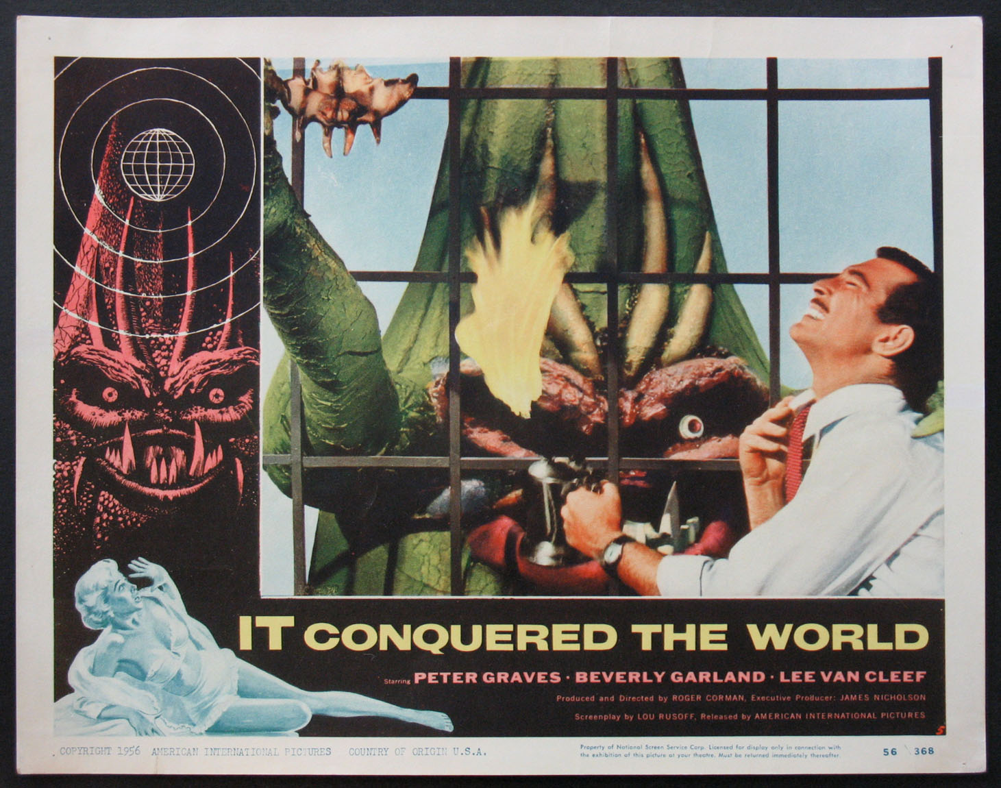 IT CONQUERED THE WORLD @ FilmPosters.com