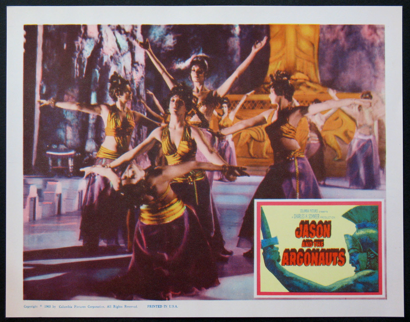 JASON AND THE ARGONAUTS @ FilmPosters.com
