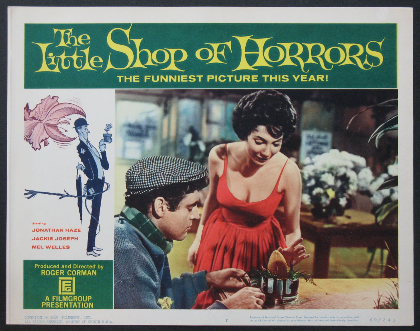 LITTLE SHOP OF HORRORS @ FilmPosters.com