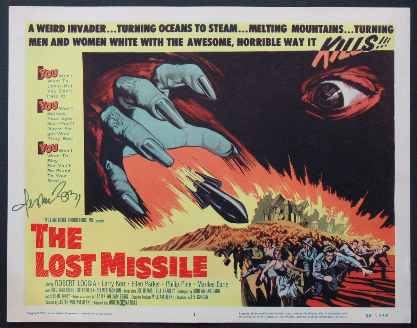 LOST MISSILE, THE @ FilmPosters.com