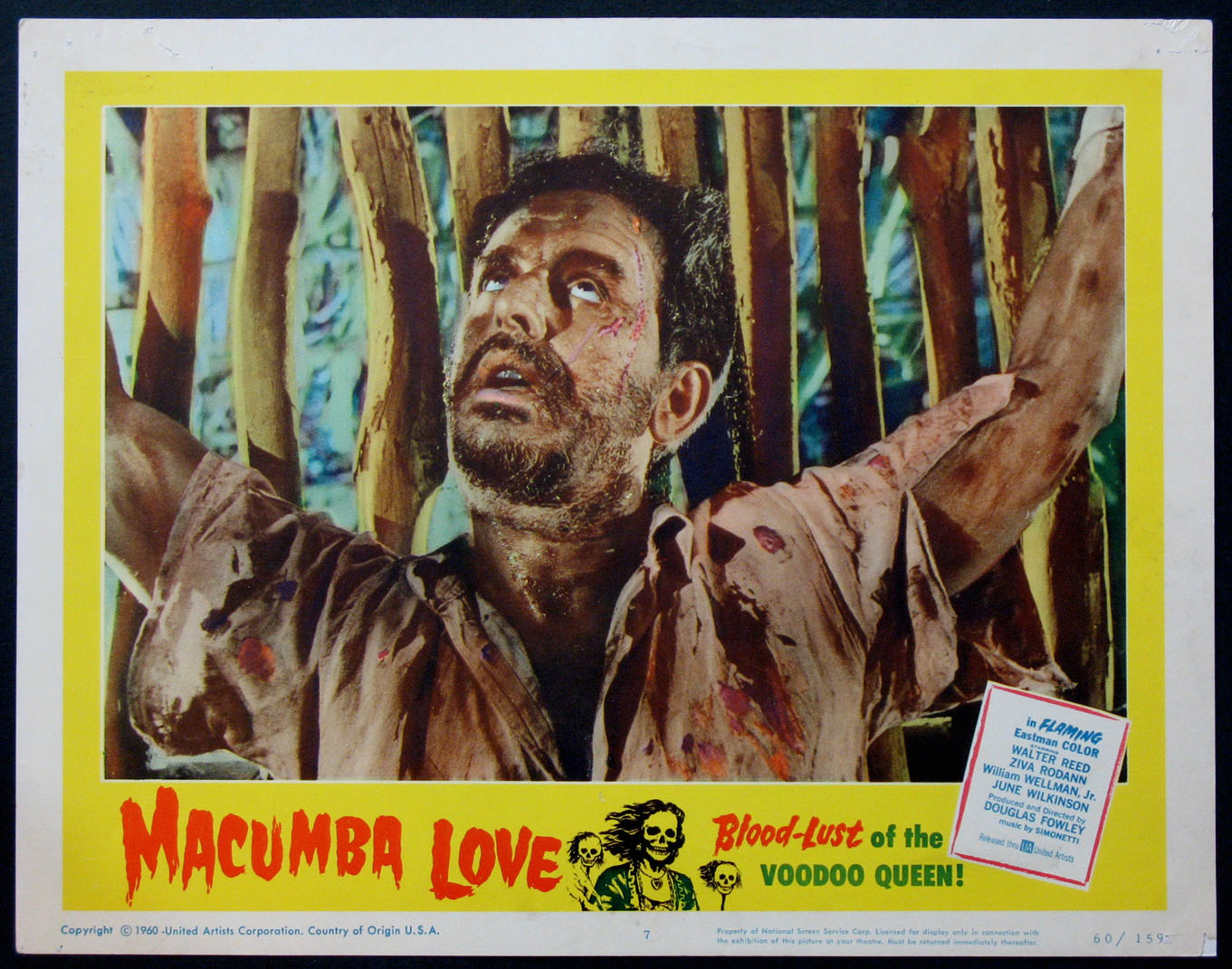 MACUMBA LOVE @ FilmPosters.com