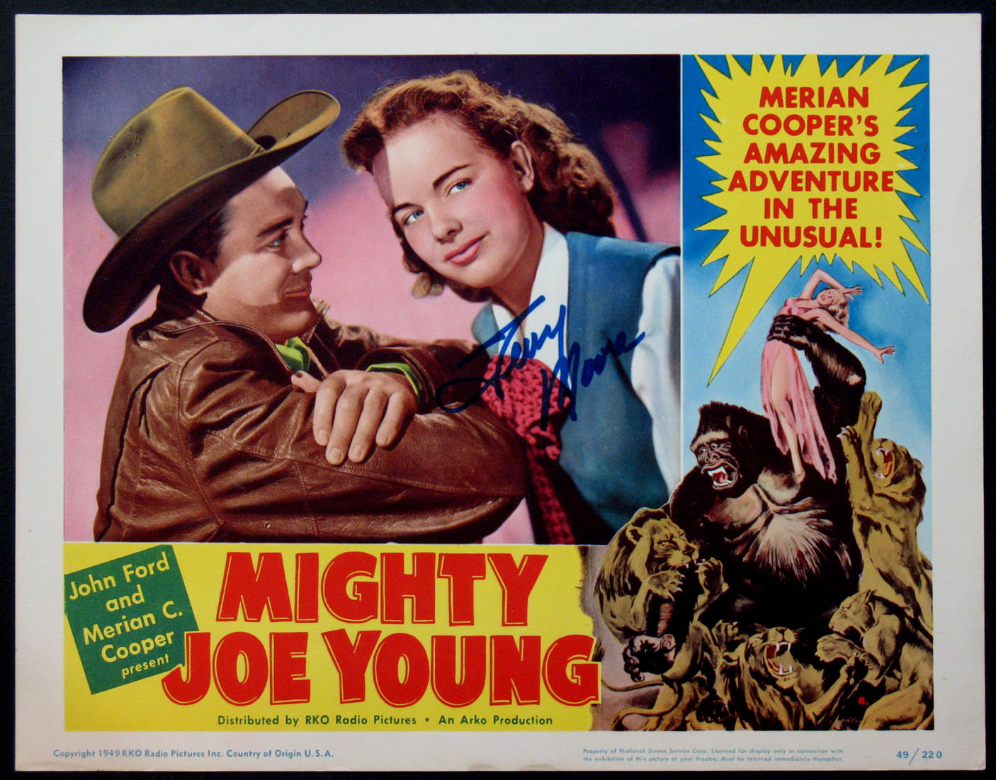 MIGHTY JOE YOUNG @ FilmPosters.com