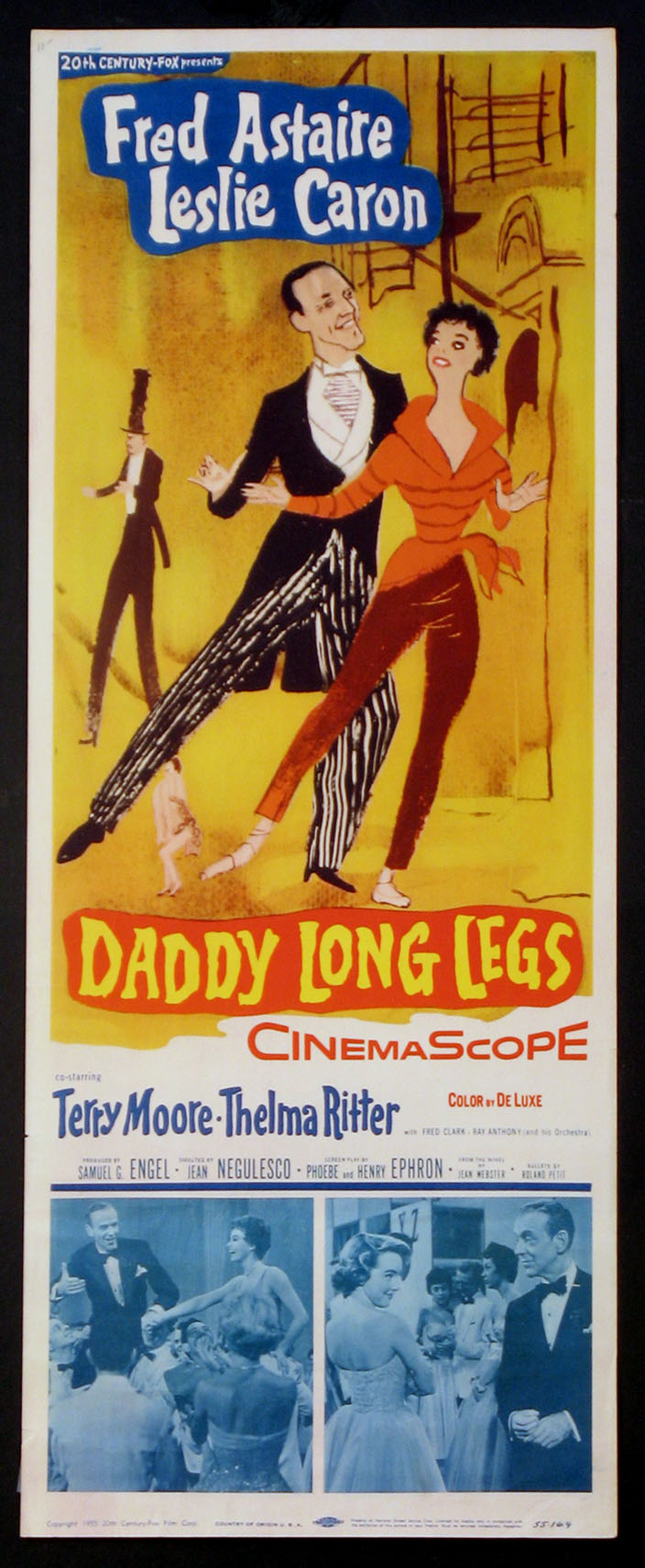 DADDY LONG LEGS @ FilmPosters.com