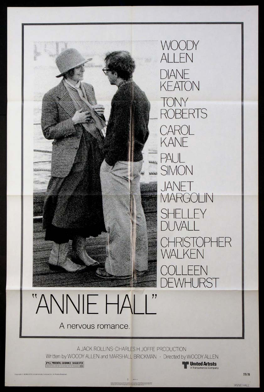 ANNIE HALL @ FilmPosters.com