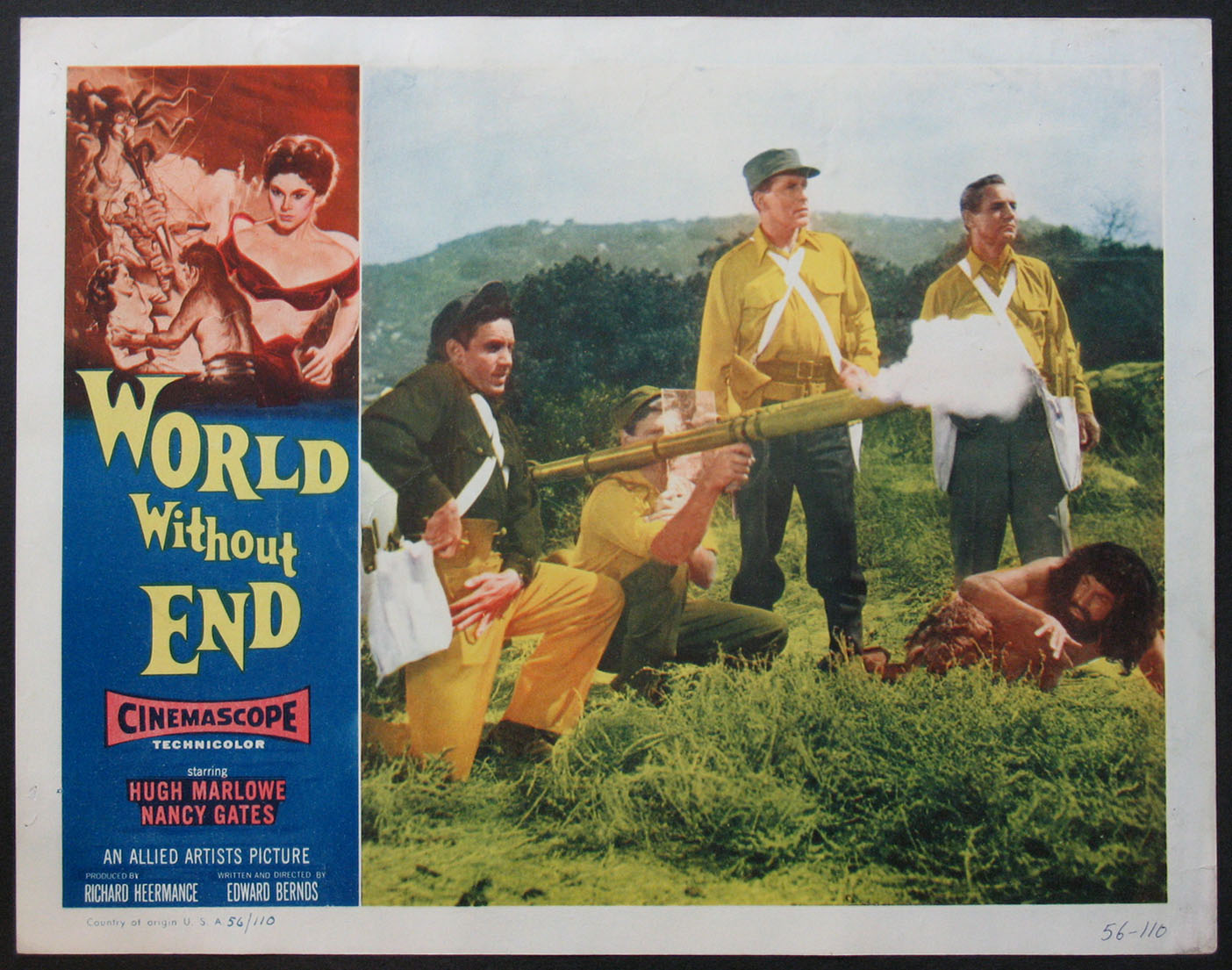 WORLD WITHOUT END @ FilmPosters.com