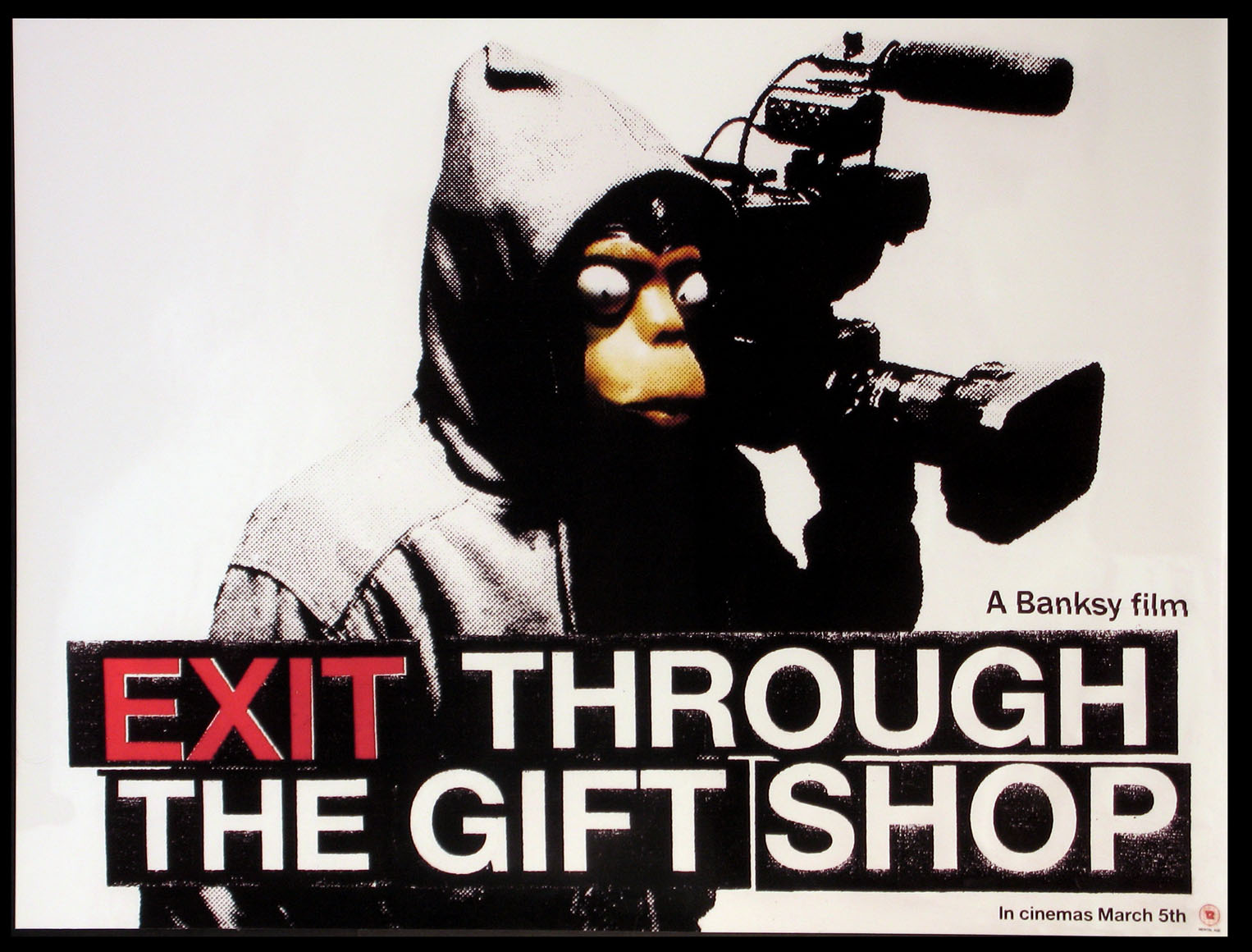 EXIT THROUGH THE GIFT SHOP @ FilmPosters.com