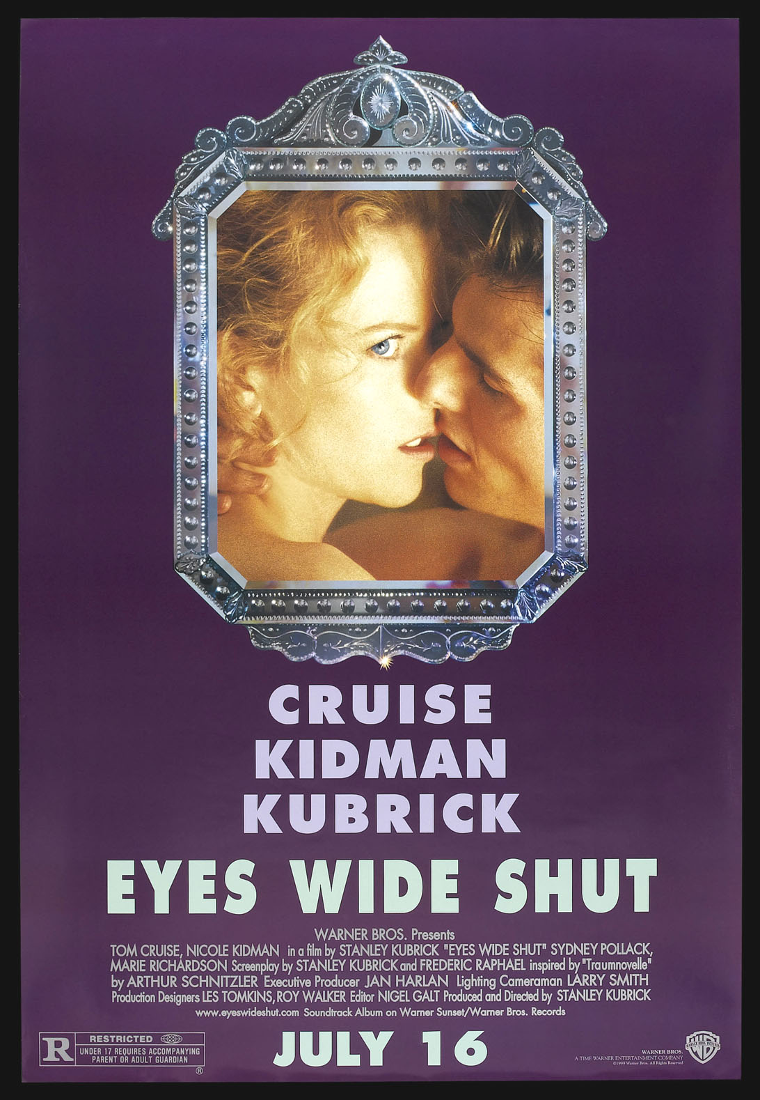 EYES WIDE SHUT @ FilmPosters.com