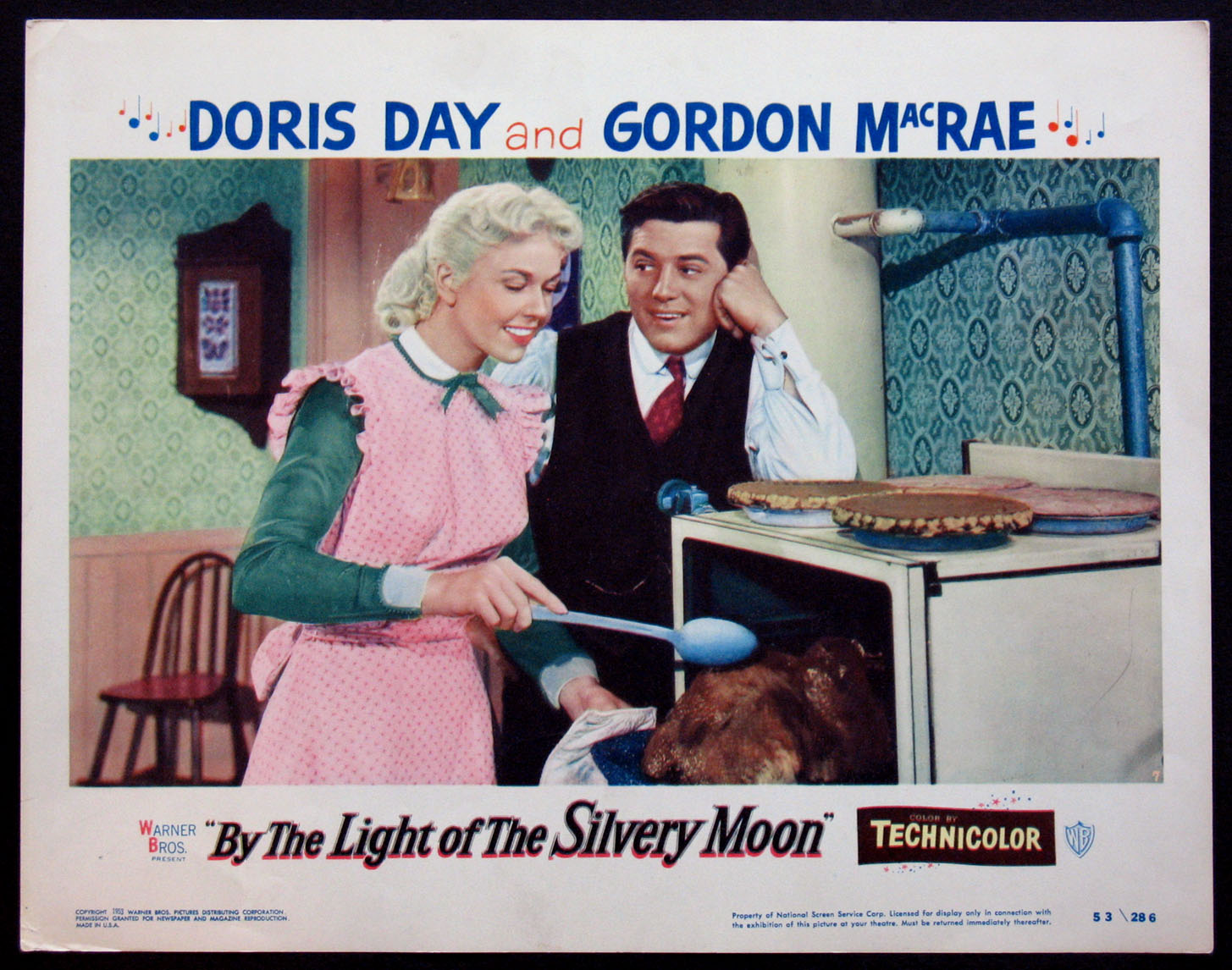 BY THE LIGHT OF THE SILVERY MOON @ FilmPosters.com