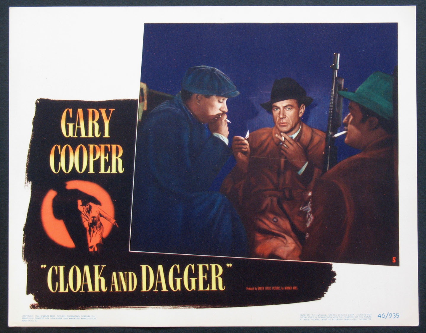 CLOAK AND DAGGER @ FilmPosters.com