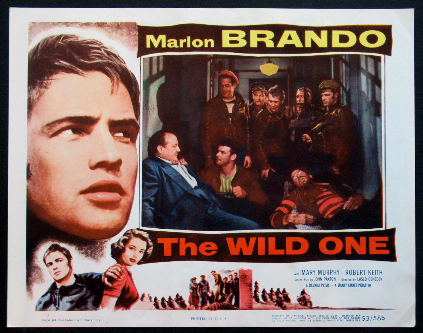 WILD ONE, THE (The Wild One) @ FilmPosters.com