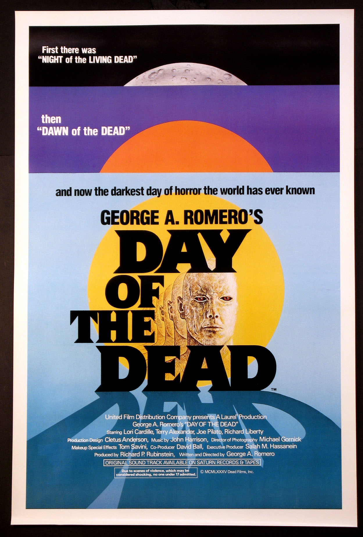 DAY OF THE DEAD @ FilmPosters.com