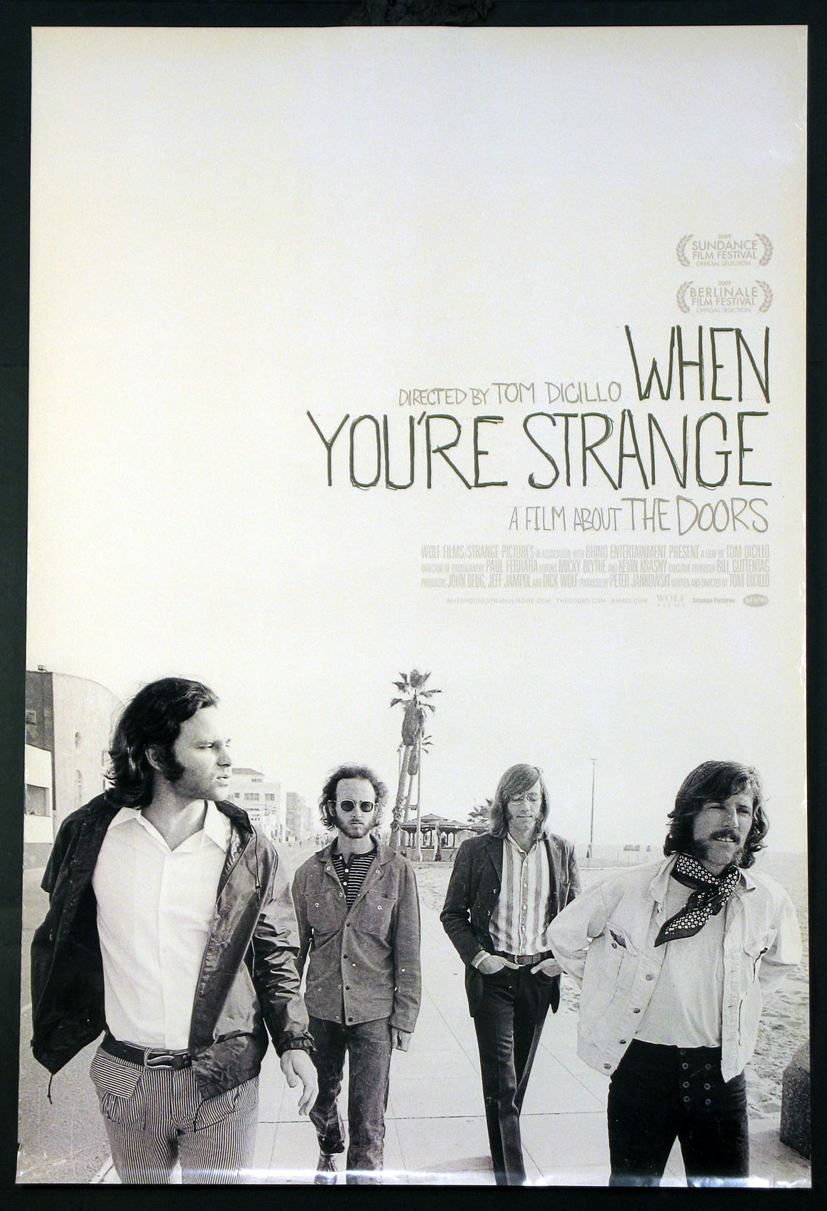 WHEN YOU'RE STRANGE @ FilmPosters.com