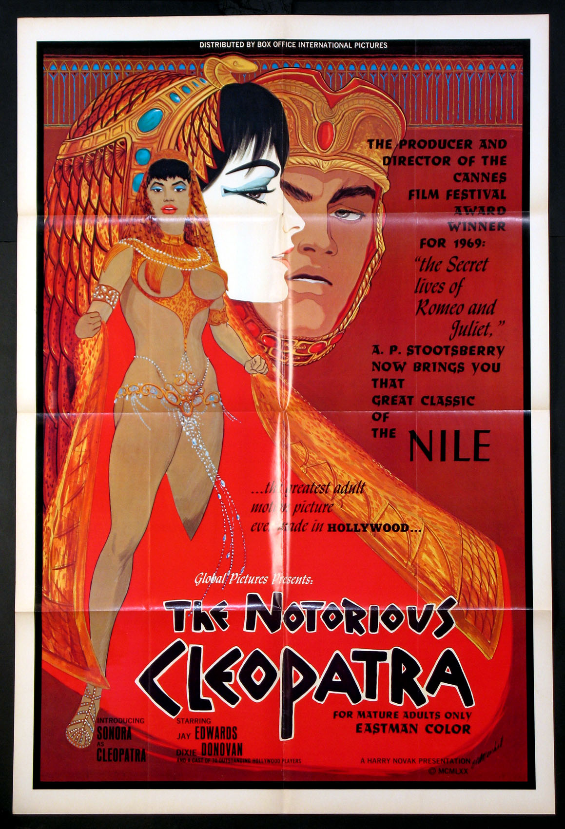 NOTORIOUS CLEOPATRA @ FilmPosters.com