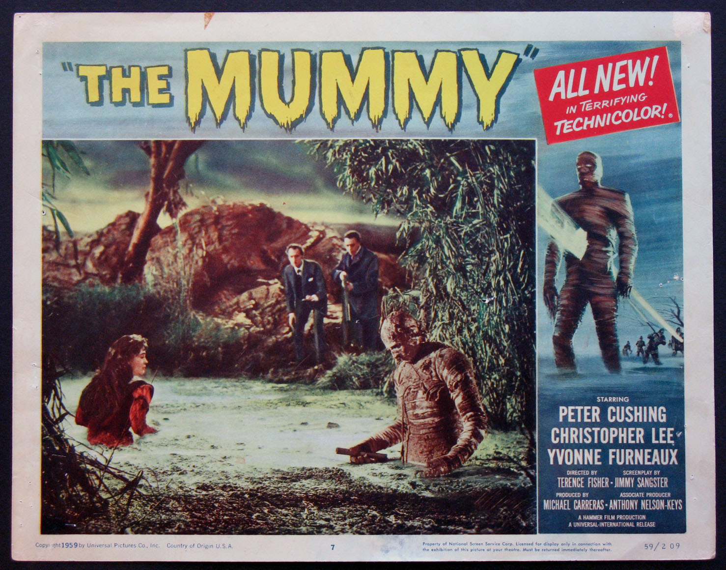 MUMMY, THE (The Mummy) @ FilmPosters.com